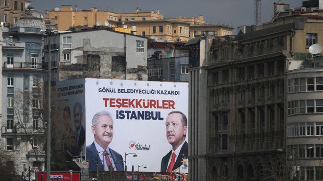 تركيا..إعادة إجراء الانتخابات المحلية في مدينة اسطنبول