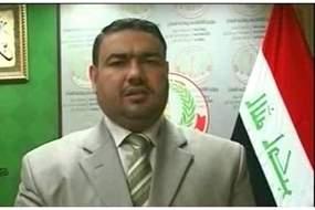 """العبار:انتخاب المرعيد محافظا لنينوى"""" صفقة فاسدة"""""""