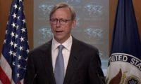 هوك: بلادي لا تتطلع إلى حرب مع إيران أو إسقاط حكومتها