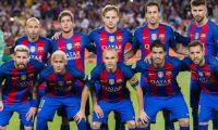 برشلونة في مقدمة الجولة 37 من الدوري الإسباني
