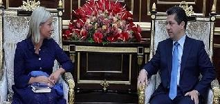 مسرور:سنعيد كركوك وسنجار إلى كردستان