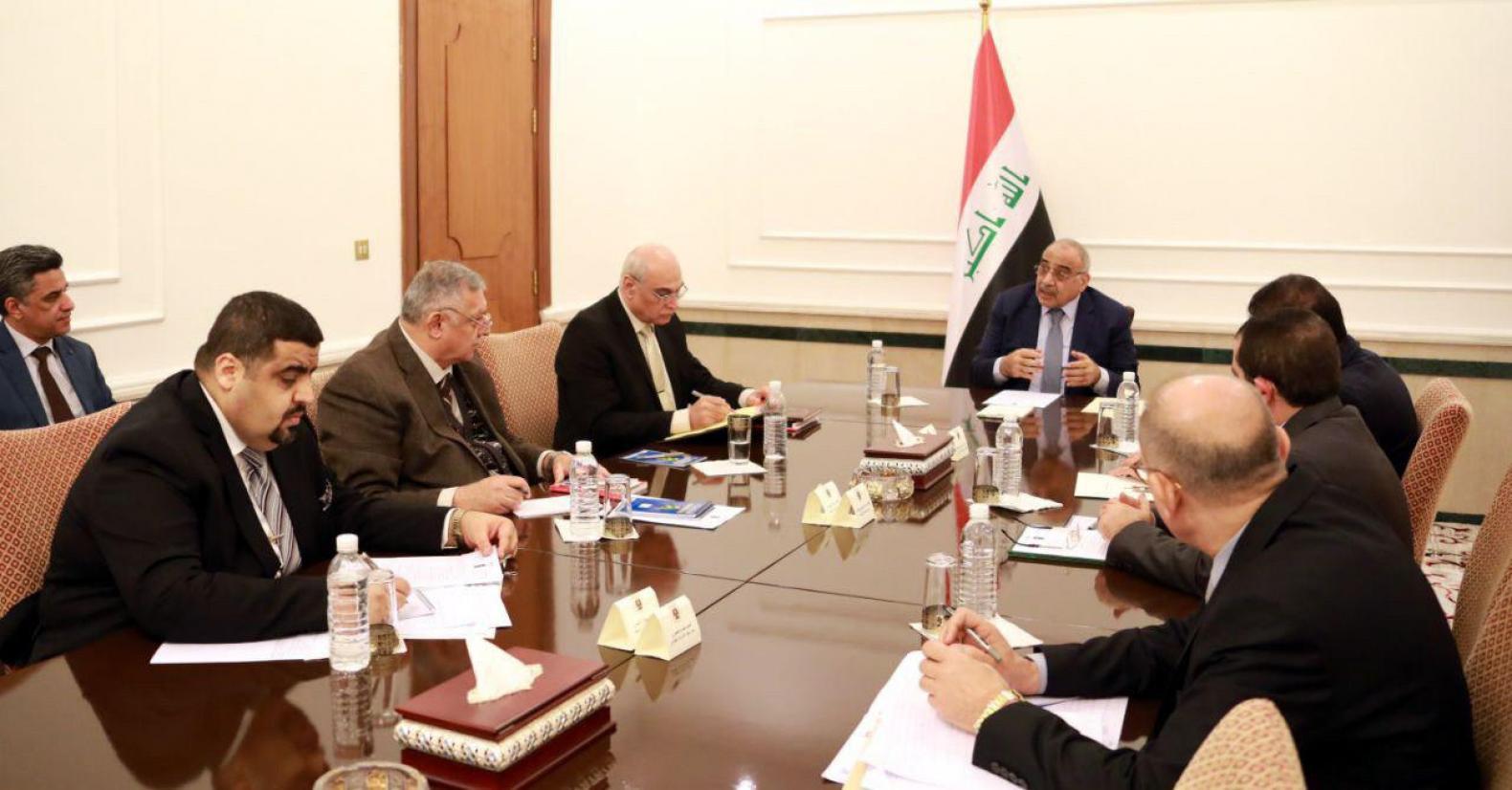 مشعان:مجلس عبد المهدي لمكافحة الفساد لنصرة حيتان الفساد