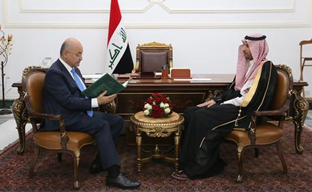 صالح يتلقى دعوة رسمية من الملك سلمان لحضور مؤتمر القمة الإسلامي