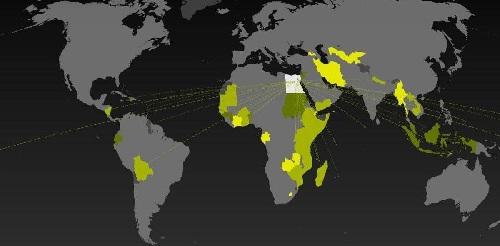 موقع يحدد الدول التي يمكنك السفر إليها دون تأشيرة