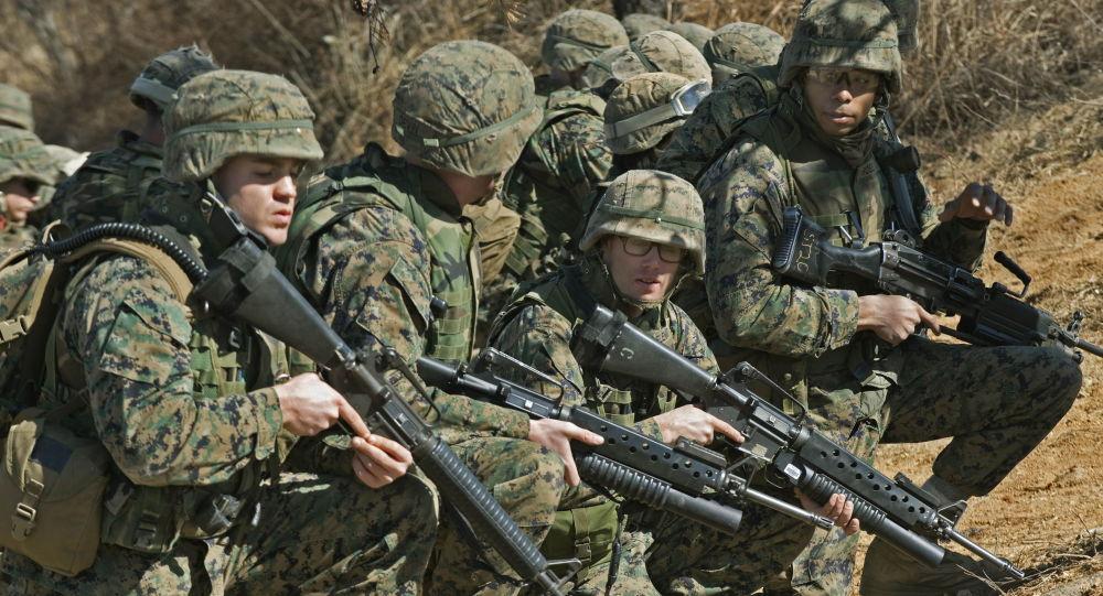 موقع إسرائيلي:10آلاف جندي من المارنيز في العراق