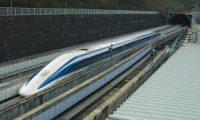 """القطار """"الرصاصة""""في اليابان"""