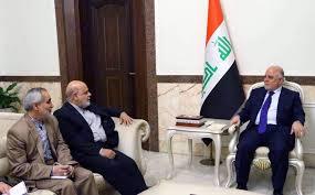 العبادي ومسجدي يؤكدان على تعزيز العلاقات بين بغداد وطهران