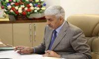وزير الرياضة يؤكد دعمه لإقامة بطولة العرب للمصارعة في بغداد