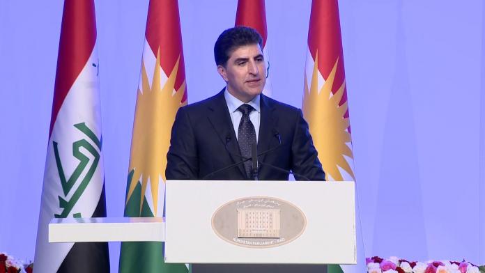 ائتلاف المالكي ينتقد رئاسة كردستان بعدم عزف النشيد الوطني عند تنصيب نيجيرفان