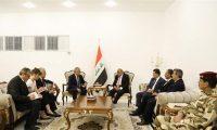 عبد المهدي يؤكد على تعزيز التعاون مع روسيا