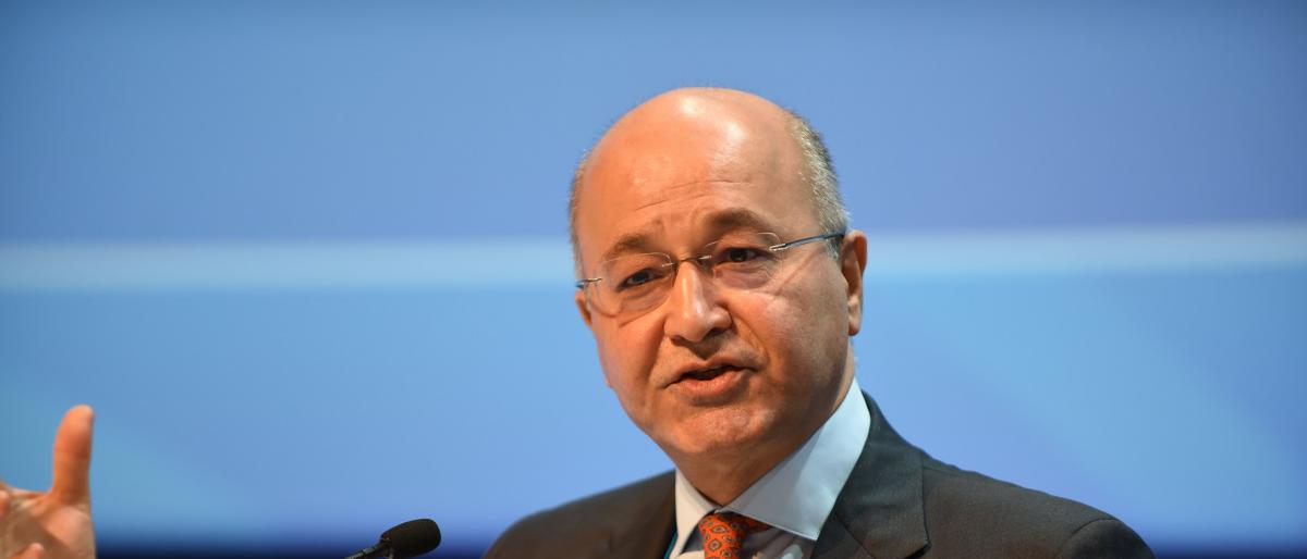 """صالح:نرفض الحرب على """"الحبيبة """"إيران"""