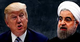 رسائل الرئيس ترمب الأخيرة لإيران …!!