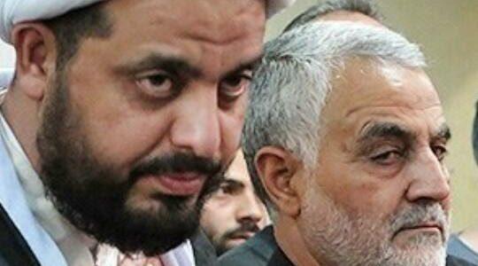 حيادية عبد المهدي..مليشيا العصائب:سنقاتل الأمريكان في حال استهداف إيران