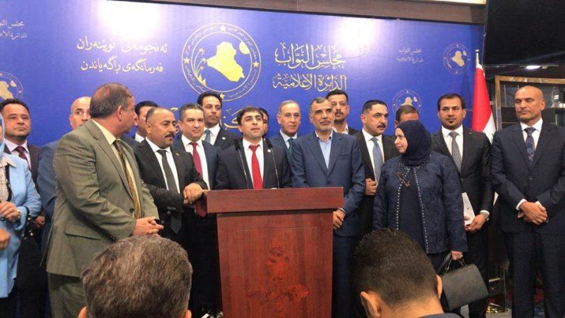 تحالف سائرون يتبنى (الأغلبية السياسية) في انتخابات مجالس المحافظات القادمة