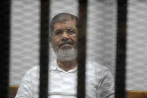 تشييع جثمان الرئيس المصري السابق محمد مرسي