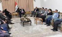 ائتلاف النصر يحمل عبد المهدي مسؤولية امتناع كردستان عن تسليم إيرادات النفط المتفق عليها
