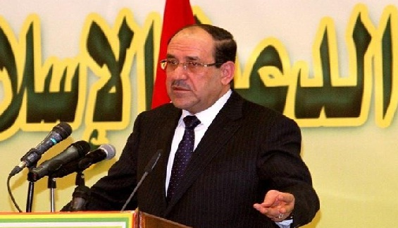 """المالكي لدعاة حزب الدعوة:السرقة وقتل النفس البرئية والخيانة والابتزاز """"حرام"""""""