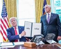 عقوبات أمريكية جديدة على إيران