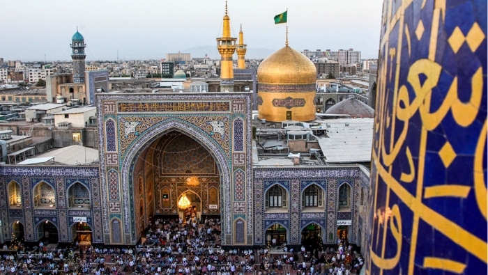 عباسي:زيادة أعداد العراقيين الشيعة الزائرين للامام الرضا في ايران