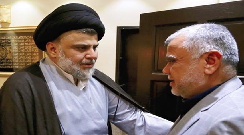 العراق الى اين مقتدى والعامري ..؟