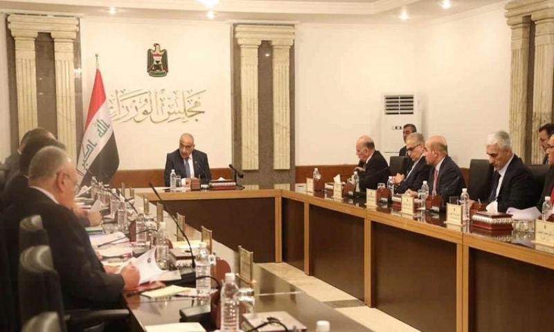 مصدر:توجه برلماني لفتح ملفات فساد وفشل حكومة عبد المهدي
