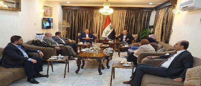 نواب نينوى يطالبون عبد المهدي بالتدخل لمنع الوقف الشيعي بالاستيلاء على أملاك المحافظة