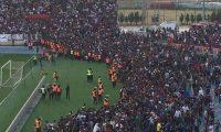 كلاسيكو العراق يسبب بإغلاق الطرق المؤدية الى ملعب الشعب