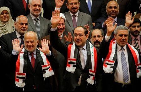 ائتلاف المالكي:انتفاخ جيوبنا أولى من المعارضة