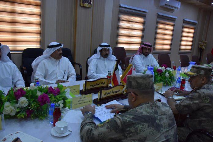 اتفاق عراقي كويتي لضبط الحدود بين البلدين