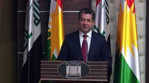مسرور: نريد من بغداد التعاون مع أربيل على أساس الأحترام المتبادل