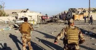بعد مرور 25 ساعة على قصف معسكرا لمليشيات الحشد ..عبد المهدي يفتح تحقيقا!