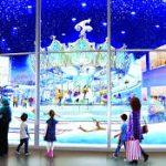 أبو ظبي..أكبر حديقة ألعاب ثلجية مغطاة بالعالم