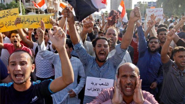 العراق يموت ببطء ..