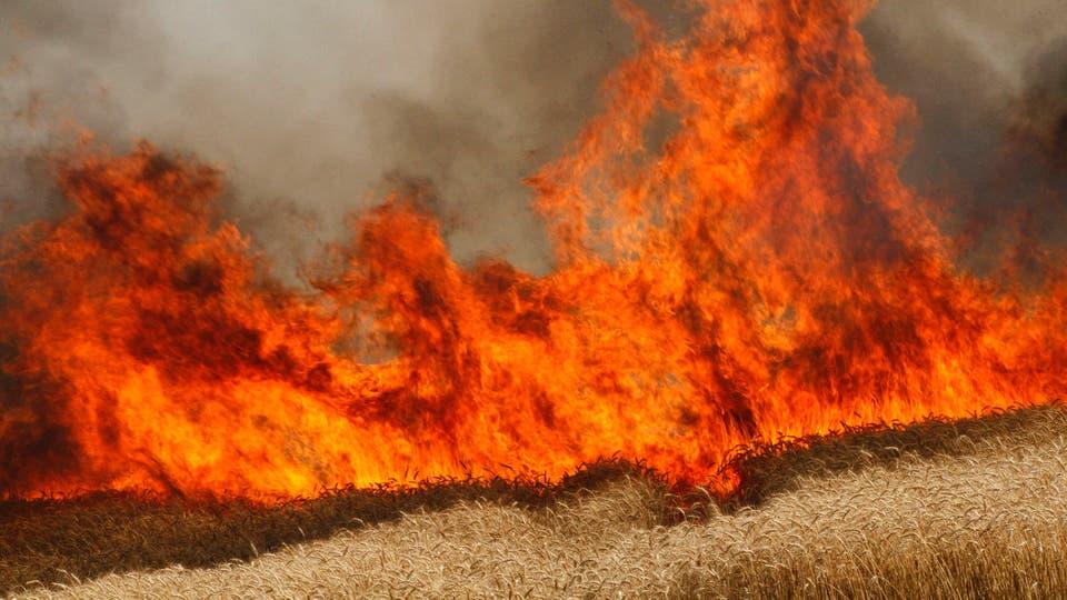 حرب الحرائق في العراق