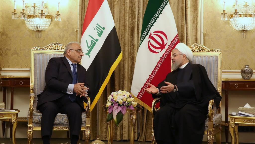 """همتي: 24 مليار دولار سنويا حجم الصادرات الإيرانية للعراق """"بفضل"""" عبد المهدي"""