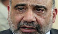 عبد المهدي لوزيرة الدفاع البريطانية: بوجودي السلام سيتحقق في منطقة الخليج!