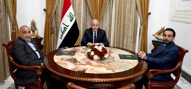 هل يصحى حكام بغداد….على فوضى الحكم….قبل الأنهيار ؟