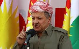 البارزاني:كركوك ملك لعائلتي حزبي طالباني وبارزاني!
