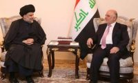 صحيفة:الصدر يدعم العبادي للعودة إلى رئاسة الوزراء