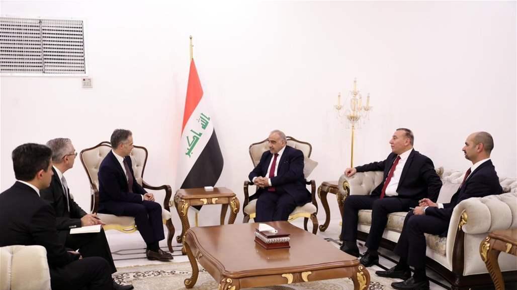 عبد المهدي: أهلاً وسهلاً بكل شركات العالم في العراق