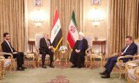عبد المهدي لروحاني:سنجعل خزائن وثروات العراق تحت تصرفكم