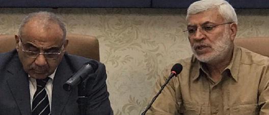 عبد المهدي والمهندس يشرفان على تطهير الطارمية من الدواعش