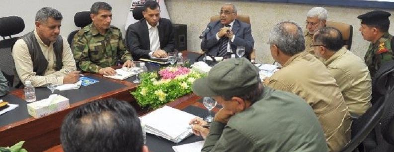 """بدلا من حل الحشد لإنتهاء """"جهاده""""..عبد المهدي يعزز قدرات الحشد على حساب الجيش"""