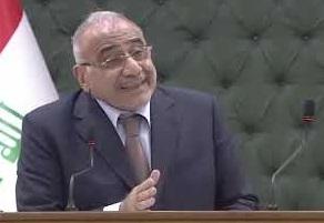 تحالف سائرون: الشعب لن يصبر على كذب وعود عبد المهدي