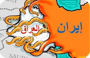 """إيران تواصل """"بلع """"العراق عن طريق الربط السككي وصولا إلى دمشق"""