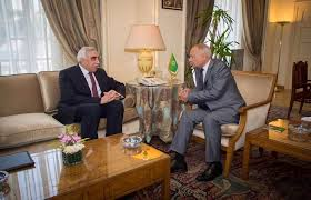 """العراق يتبرع بـ(15) مليون دولار لبناء """"ملحق"""" لمقر جامعة الدول العربية"""