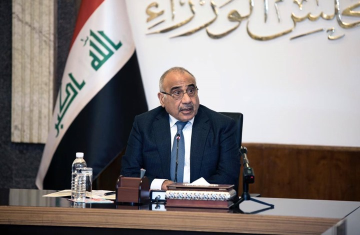 عبد المهدي:العراق سيرد بحزم  على أي عدوان خارجي يستهدف الحشد