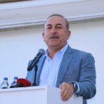 أوغلو:تركيا عازمة على تطهير منطقة شرق الفرات السوري