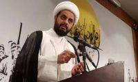 الشيخ الأمين والشيخ الناصري