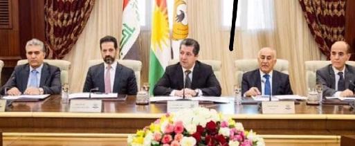 حكومة مسرور تؤمن منازل حكومية للوزراء الأكراد في أربيل